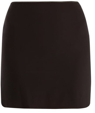 Bodas Sheer Tactel Under-skirt - Black