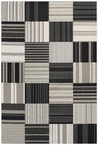 Couristan Patchwork Indoor/Outdoor Rectangular Rug
