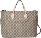 Gucci Soft GG Supreme diaper bag