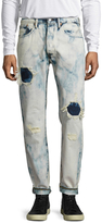 Levi's 501 Customized Tapered Jeans