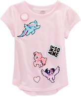 My Little Pony Printed Cotton T-Shirt, Toddler & Little Girls (2T-6X)