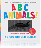Workman Publishing ABC Animals!: A Scanimation® Picture Book