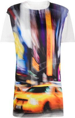 Heron Preston printed T-shirt