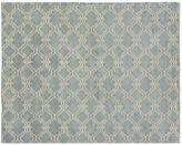 Pottery Barn Scroll Tile Rug - Porcelain Blue