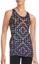 Karen Kane Patterned Activewear Sports Tank
