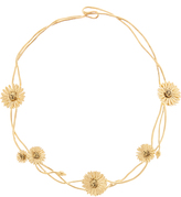 Aurelie Bidermann Athina gold-plated necklace