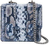 Antonio Marras printed shoulder bag - women - Leather - One Size
