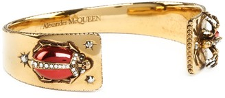Alexander McQueen Embellished Cuff