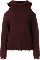 RtA Juno hooded jumper