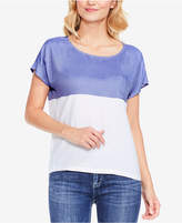 Vince Camuto Colorblocked T-Shirt