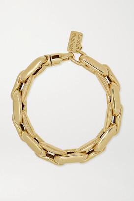LAUREN RUBINSKI 14-karat Gold Bracelet - one size