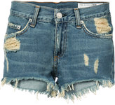 Rag & Bone Jean - denim shorts - women - Cotton - 25