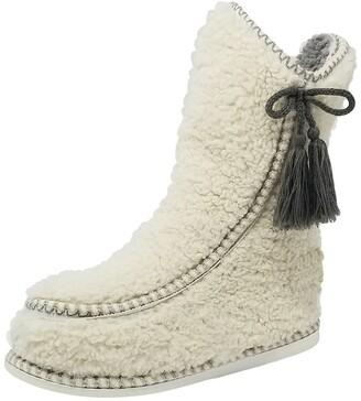 Gaahuu Berber Faux Fur Moccasin Boot