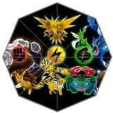 Sunrise ZY New Promotion Awesome Pokemon Custom Foldable Umbrella Cool