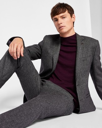 Ted Baker Wool-blend Tailored Trousers