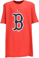 Majestic Boys' Boston Red Sox Primary Logo T-Shirt