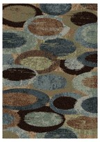 Orian Bubbly Blue Rug