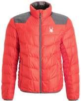 Spyder Geared Ski Jacket Rage/polar Crosshatch