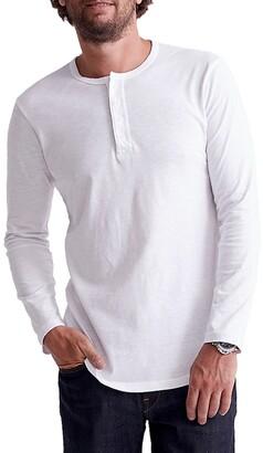 Goodlife Cotton Long Sleeve Henley