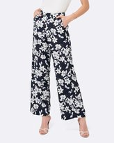 Forever New Camillie Printed Palazzo Pants