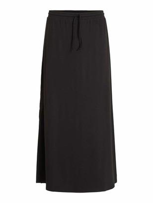 Vila Women's VIDELL Maxi Skirt-NOOS
