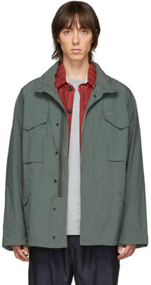 Beams Green M-65 Jacket