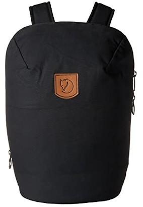 Fjallraven Kiruna Backpack (Black) Backpack Bags