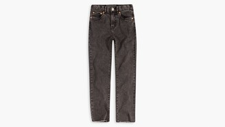 Levi's High Rise Straight Fit Big Girls Jeans 7-16