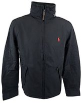 Polo Ralph Lauren Men's Black Pony Perry Lined Jacket big and tall