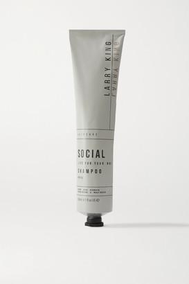 LARRY KING Social Life Shampoo Refill, 180ml