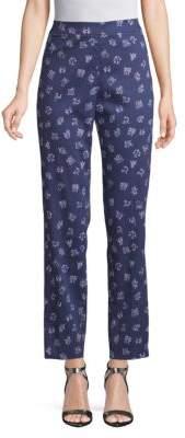 Carolina Herrera Messenger Bird Pants