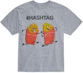 Novelty T-Shirts Graphic T-Shirt-Big Kid Boys