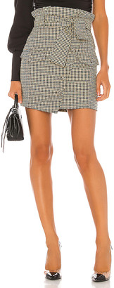 Lovers + Friends Mateo Mini Skirt