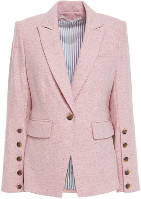 Veronica Beard Steele Donegal Wool-blend Blazer