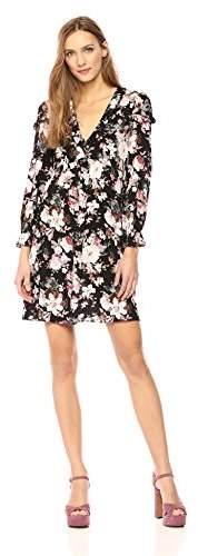 3840f72f4c8a Black Empire Waist Long Dress - ShopStyle