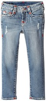 True Religion Casey Super T Skinny in Perry Wash Girl's Jeans