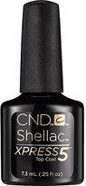 CND Shellac Xpress5 Top Coat, 0.25 fl. oz.