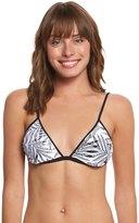 Volcom Leaf Me Alone Triangle Bikini Top 8154150