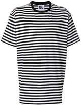 Les Hommes striped T-shirt
