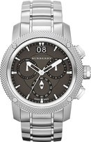 Burberry BU9800 Utilitarian Men's - Dial Stainless Steel Watch