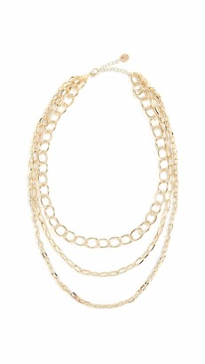 Jules Smith Designs Women's Layered Chain Necklace