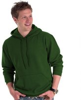 UneekClothing Uneek Clothing-Mens-Classic Hooded Sweatshirt-300 gsm-M