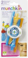 Munchkin Click Lock Replacement Straws with Valves