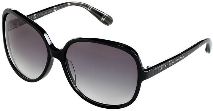 Marc by Marc Jacobs Sunglasses, Oversized Square