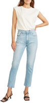 Thumbnail for your product : ÉTICA Finn Slim Straight Ankle Jeans