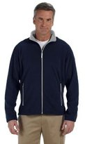 Chestnut Hill Polartec Pocket fleece Full Zip Jacket_true nav/stainlss st_4XL