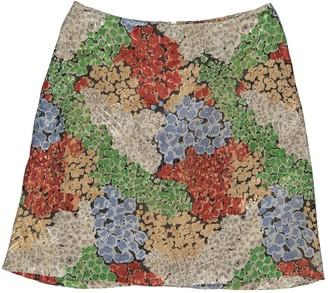 Vilshenko Multicolour Silk Skirts