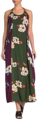 Luna Chix Mixed Print Floral Dress