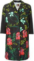 I'M Isola Marras floral print coat