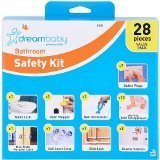 Dream Baby Dreambaby 28-Piece Bathroom Safety Kit